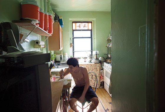 The Life of Carlos, an Undocumented New York Teen -- New York Magazine